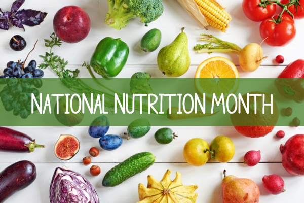 National Nutrition Month at Well Child Center